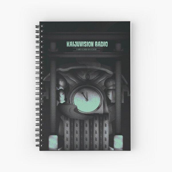 Torii Gate Spiral Notebook