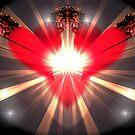 Tripple Hearts Fractal by judygal