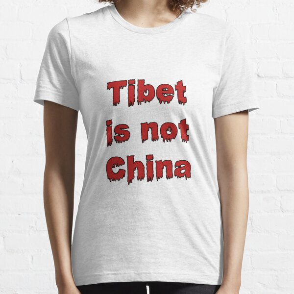 Tibet is not China Essential T-Shirt