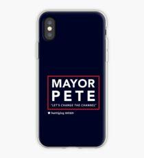 Bürgermeister Pete Buttigieg 2020 iPhone-Hülle & Cover