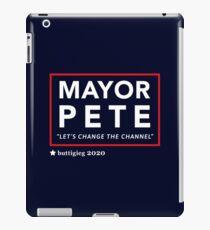 Bürgermeister Pete Buttigieg 2020 iPad-Hülle & Klebefolie