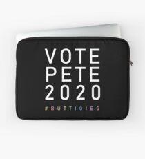 Wählen Sie Pete Buttigieg für President 2020 Laptoptasche