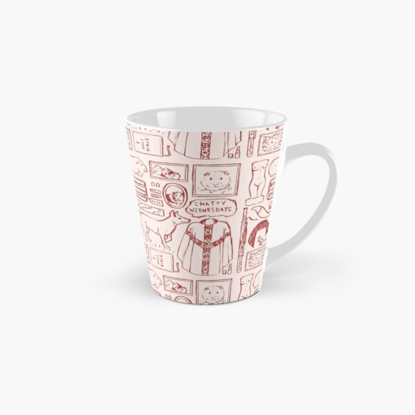 Illustration de FLEABAG Mug long