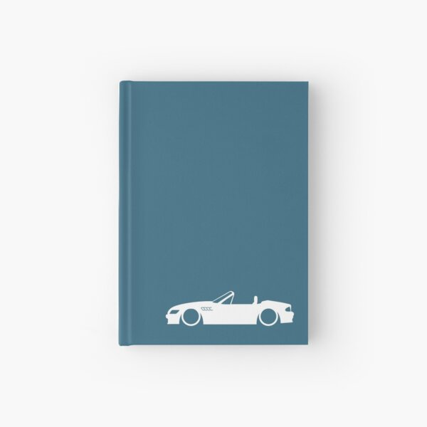 E36/7 German Convertible Hardcover Journal