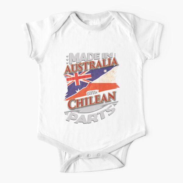 Baby one piece romper suit short//long sleeve Australian rules football EAGLES
