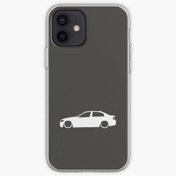 E90 German Family Sedan iPhone Soft Case