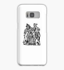 MYSTIC RABBITS Samsung Galaxy Case/Skin
