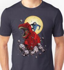 Devil Dinosaur Unisex T-Shirt