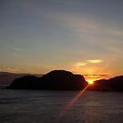 Second Sunrise (Marlborough Sounds, New Zealand) by jezkemp