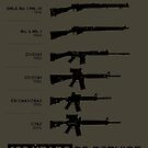 100 Years of Canadian Service Rifles by nothinguntried