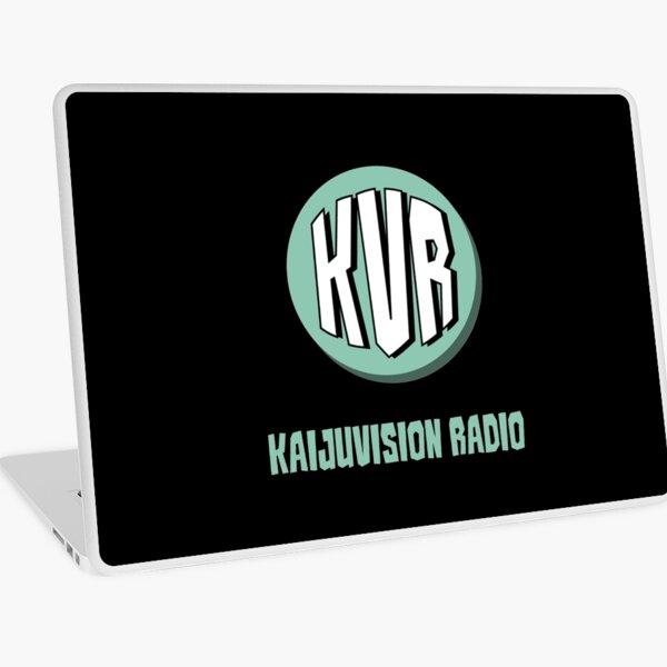 KVR Logo Laptop Skin
