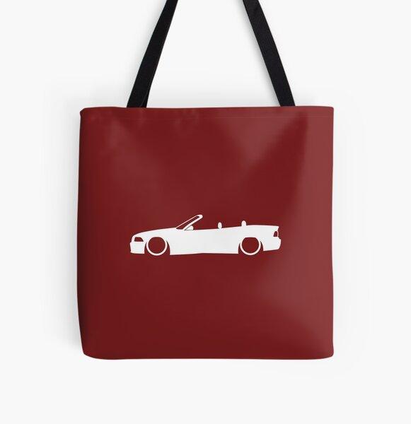 E36 German Cabrio All Over Print Tote Bag