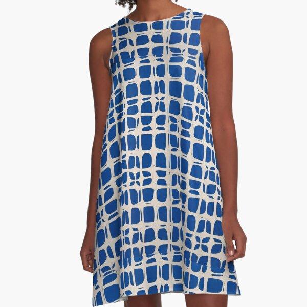 Lapis A-Linien Kleid