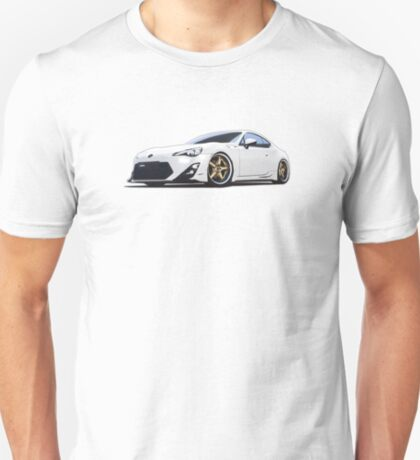 Boxer GT Car T-Shirt