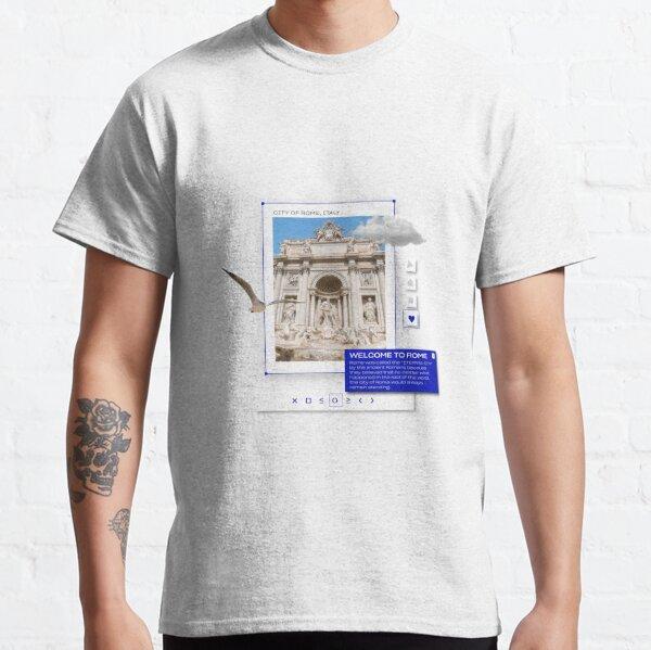 ROMA_FONTANA Camiseta clásica