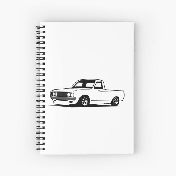 620 JDM Pickup Spiral Notebook