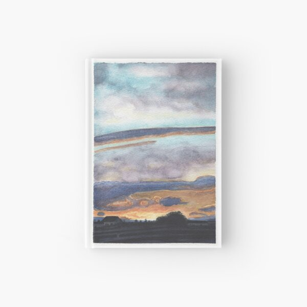 GREENFIELDS Hardcover Journal