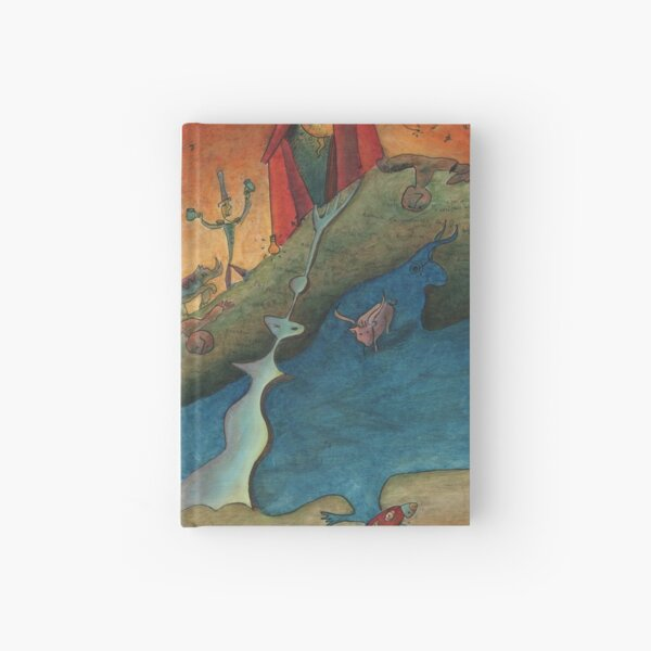 LIFE GOES ON Hardcover Journal