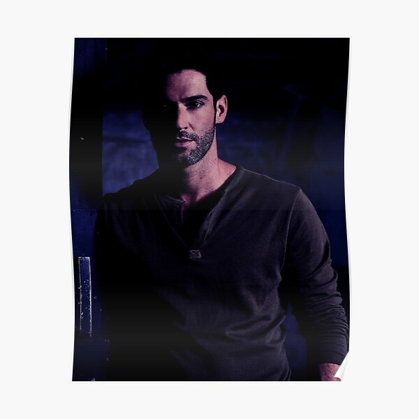 Tom Ellis Night Poster