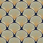 Muscheln Muster von rysunki-malunki