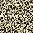 «Estampado de leopardo marrón» de Looly Elzayat