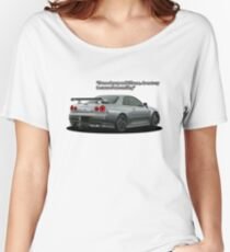 Skyline Tribute Women's Relaxed Fit T-Shirt