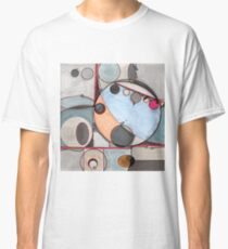 Slits and Mirrors, Ink drawing Classic T-Shirt