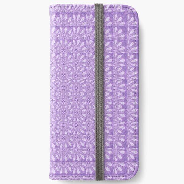 Lavender Details  iPhone Wallet