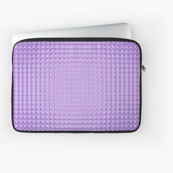 Lavender Details  Laptop Sleeve