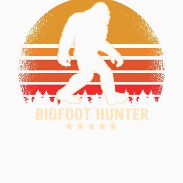 Bigfoot Lover  by doggopupper