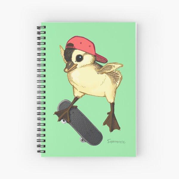 Extreme Babies - Chick Flip Spiral Notebook