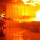Burning BED by oastudios