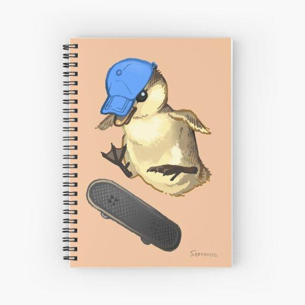 Extreme Babies - Little Ollie Spiral Notebook