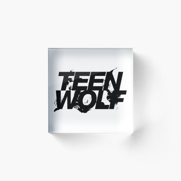 Teen W. Acrylic Block