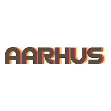 Aarhus Retro by designkitsch