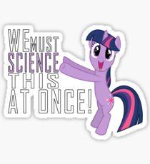 Science - Sticker Sticker