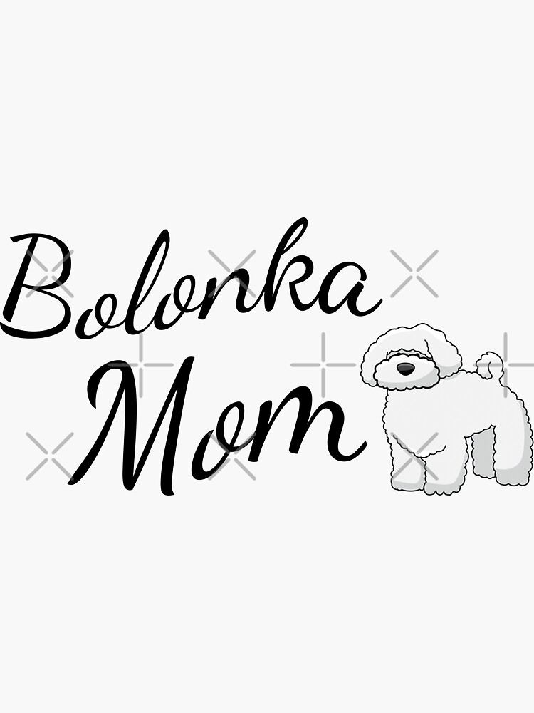 Bolonka Mom by tribbledesign