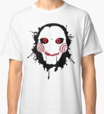 Jigsaw Spatter Classic T-Shirt
