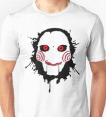 Jigsaw Spatter Unisex T-Shirt