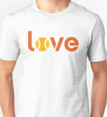 Love Tennis - French Open Slim Fit T-Shirt