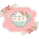 Little Bunny in a Teacup by anabellstar
