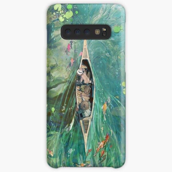 Beneath the Lillies  Samsung Galaxy Snap Case