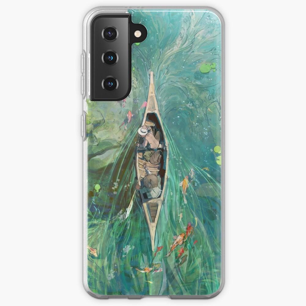 Beneath the Lillies  Case & Skin for Samsung Galaxy