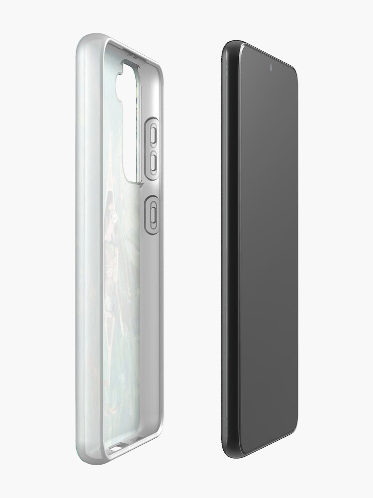 Alternate view of Beneath the Lillies  Case & Skin for Samsung Galaxy