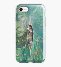 Beneath the Lillies  iPhone Case