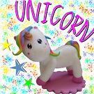 Unicorn version 1 by Edgar Moya