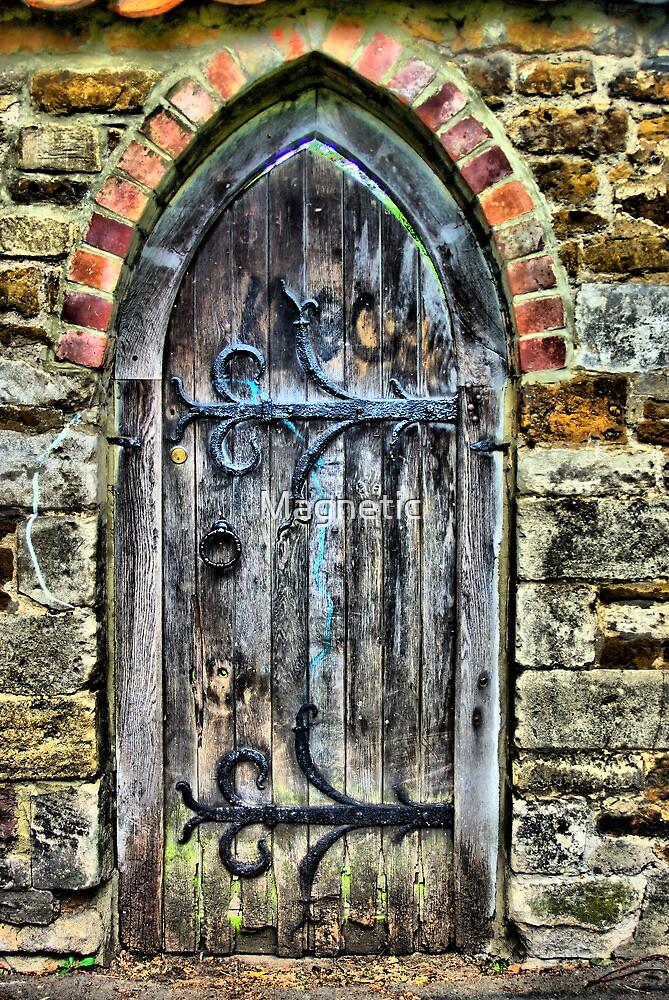 Rustic Door by Magnetic