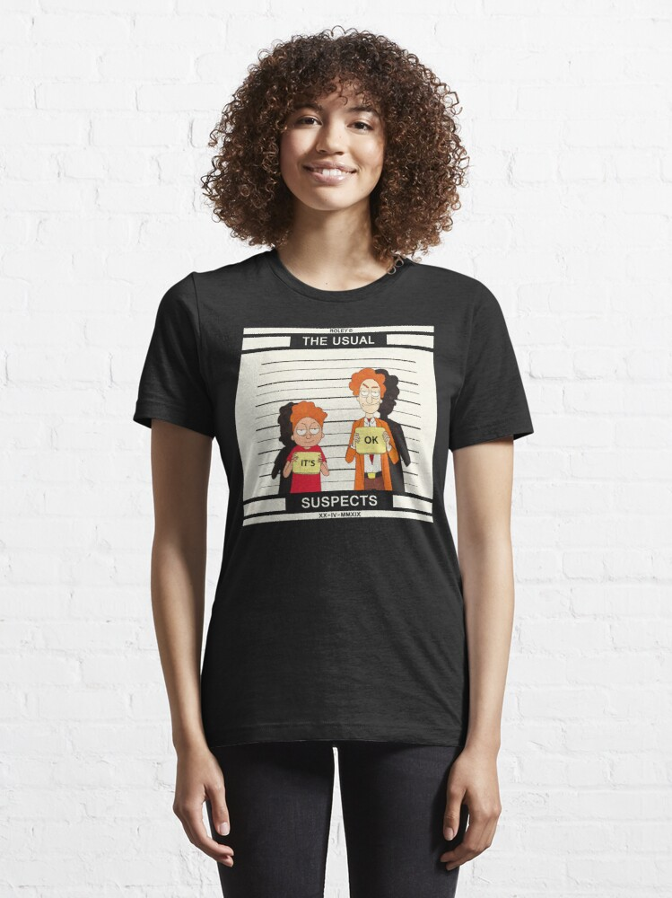 Alternate view of It's OK by Roley Essential T-Shirt