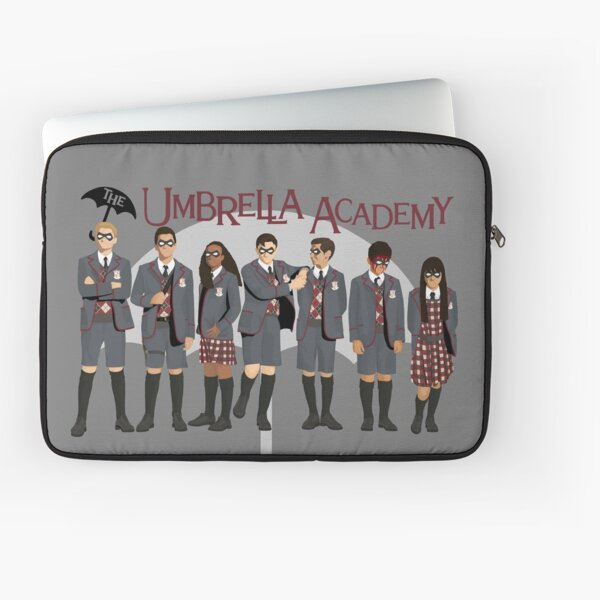 The Umbrella Academy Group Laptop Sleeve