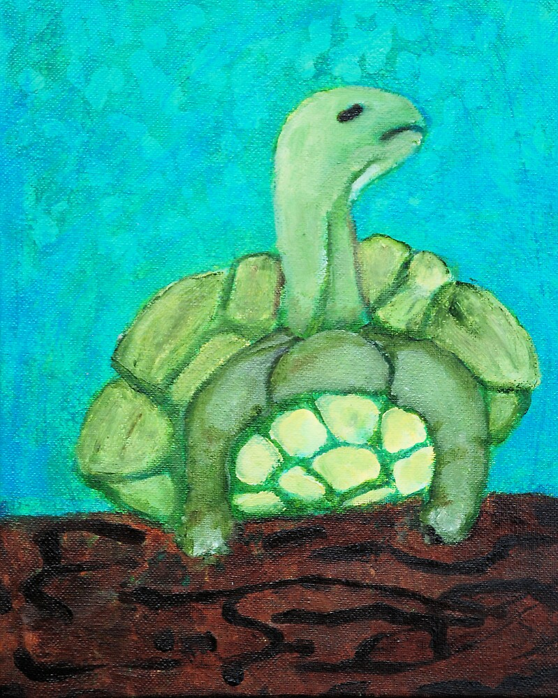 Turtle Rescue PLEASE by Linda Diane Taylor
